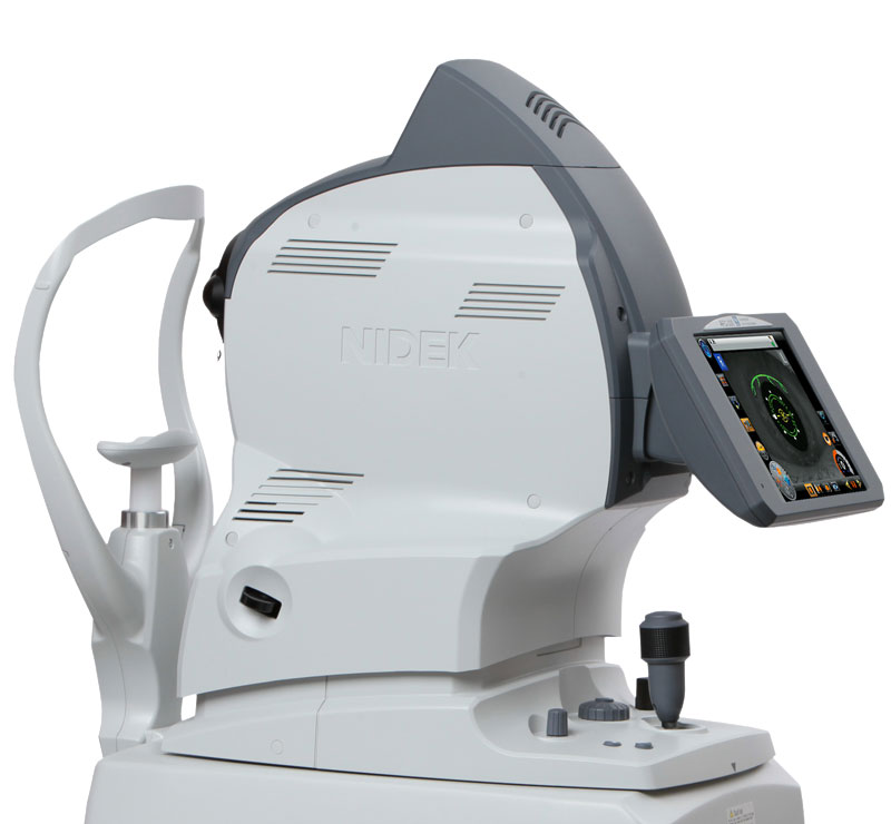 Marco AFC-330 Retinal Imaging System Patient Comfort