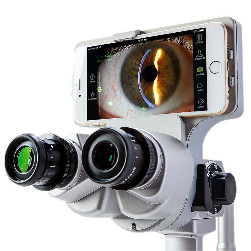 Marco Ion Slit Lamp Imaging System
