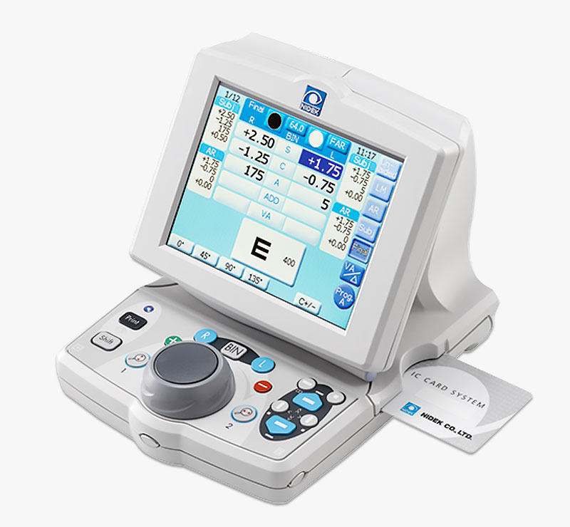 Marco TRS-3100 Digital Refraction System Touch Screen Monitor
