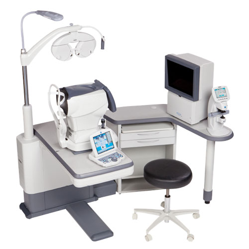 Epic Refraction Workstation From Marco Ophthalmic