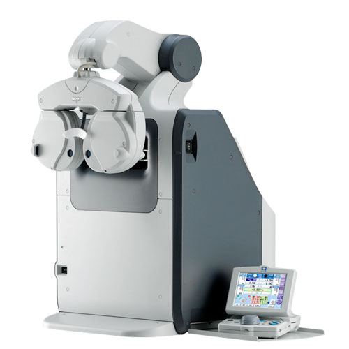 The TS-310 Tabletop Refractor From Marco Ophthalmic