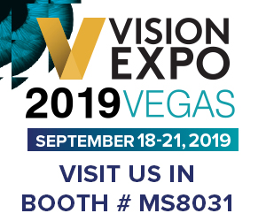 Visit Marco at Vision Expo West, Sept. 18-21, 2019