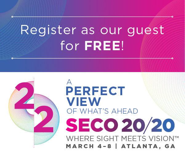 Join us at SECO20/20 for FREE – Visit Marco Booth #515!