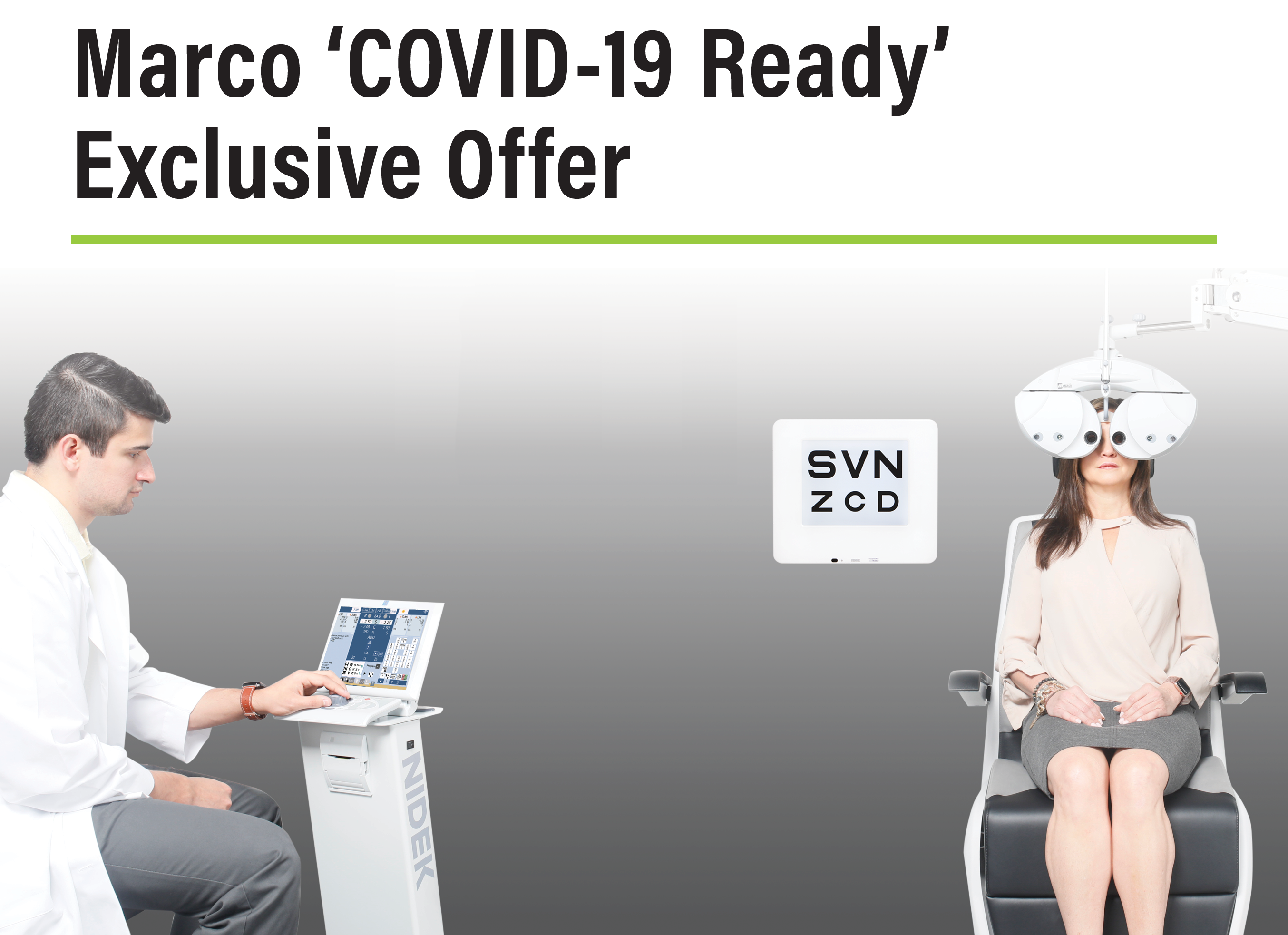 Limited Time 'Back to Practice' COVID-19 Ready Offer