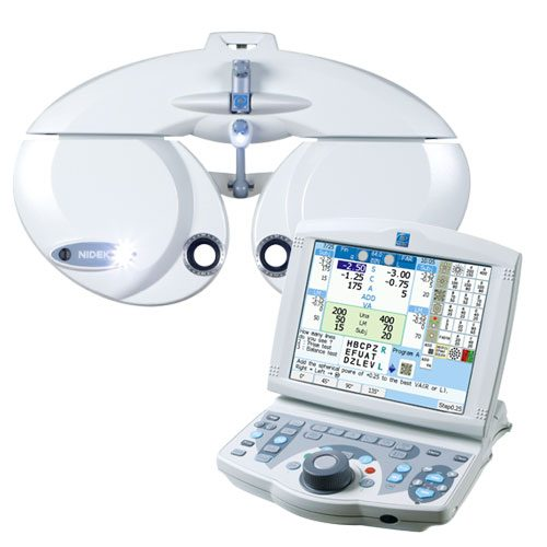 TRS-5100 Refractor System From Marco Ophthalmic